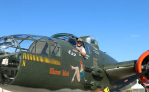 In-Person Luncheon Special on B25-D Bomber History & VIP Ride Raffle Drawing on 9/9/21 @ Strawberry Hill Museum   Kansas City   Kansas   United States
